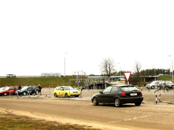 Занятия по вождению Автодром Боровая Минск МКАД площадка для уроков вождения с инструктором