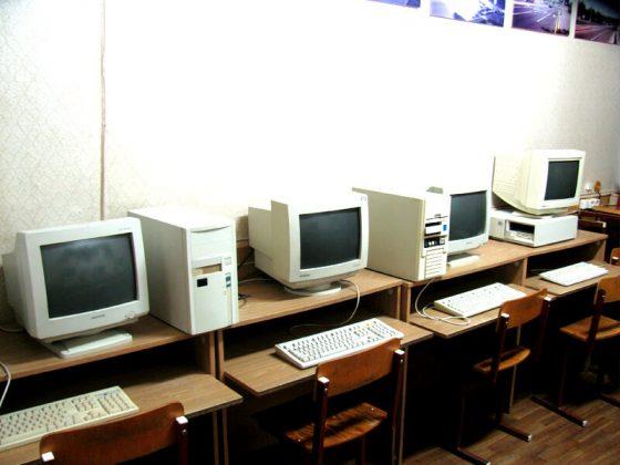 Компьютеры тренажеры для обучения в автошколе центрального района города Минска Автоводитель