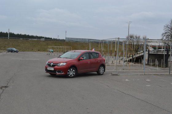 Собственный автодром, открытая площадка, МКАД Минска